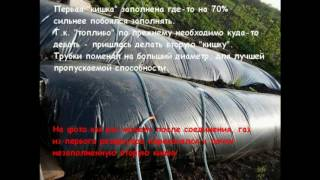 Как сделать самому биогазовую установку(ГАЗПРОМ В ШОКЕ! :) Сезонная биогазовая (БГУ) установка. более экономичного и дешевого варианте просто не..., 2016-10-06T06:10:38.000Z)
