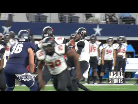 Week 15 Frisco Lone Star Rangers Vs Lancaster Tigers Youtube