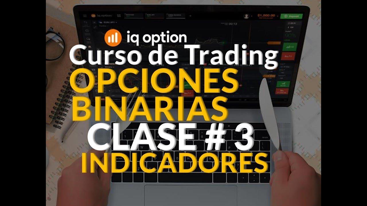 Curso gratuito de comercio de opciones binarias