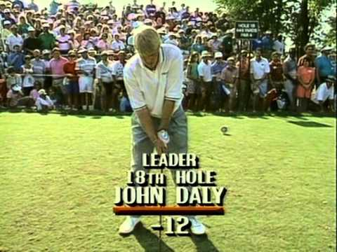John Daly the Legend of The Wild Thing