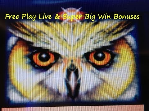 ★SUPER BIG WIN☆TIMBER WOLF LOVER 12★Timber Wolf Deluxe Slot Free Play Live & Super Big Win Bonuses☆彡