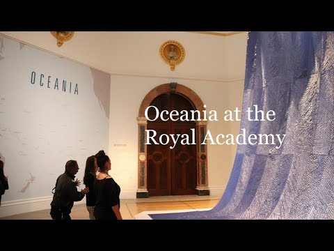 Exhibition Review : Oceania at the Royal Academy