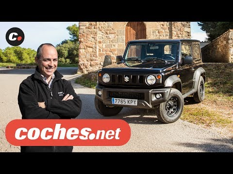 Suzuki Jimny 2019 | Prueba / Test / Review en español | coches.net