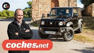 Suzuki Jimny 2019 | Prueba / Test / Review en español |