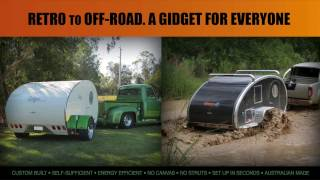 RETRO to OFF-ROAD. A Gidget for everyone