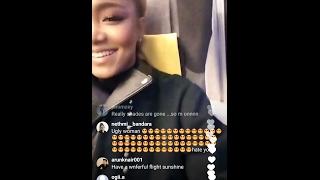 クリスタル・ケイ Instagram ライブ 2.05.2017 FOLLOW Crystal : https:...