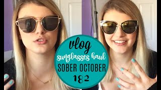 SOBER OCTOBER & MINI HAUL | Abella Eyewear | 182