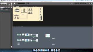 How to build a stereo chorus effect in Reaktor - Synthesis and Sampling Coursework