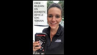 GMC TPMS reset with OBD relearn - quick TPMS tips