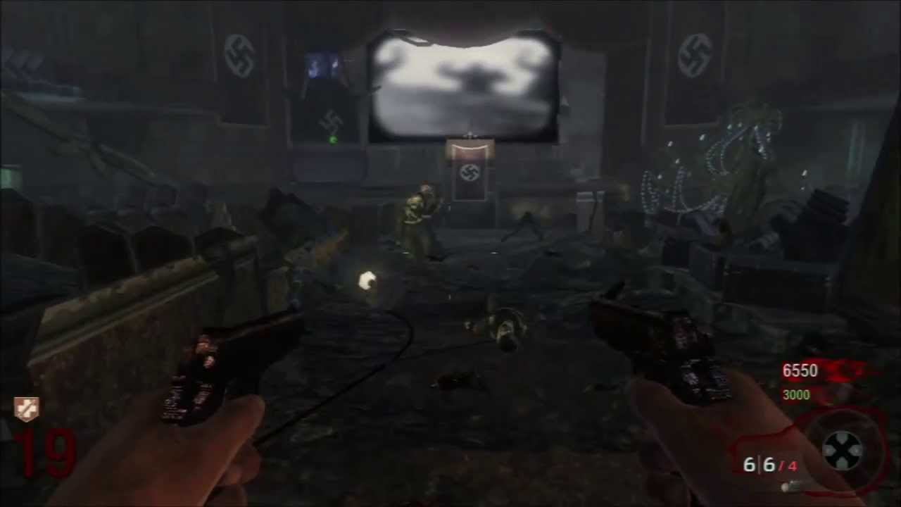 call of duty black ops: zombies kino der toten mustang and sally