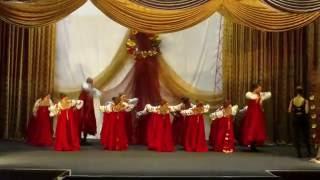 урок танца (кан-кан)