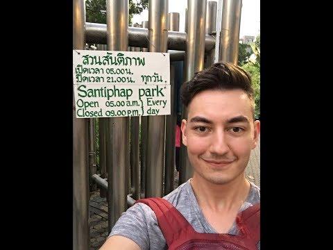 Bangkok, Thailand BTS Roulette: Victory Monument Station