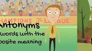 Antonyms For Kids | Classroom Video