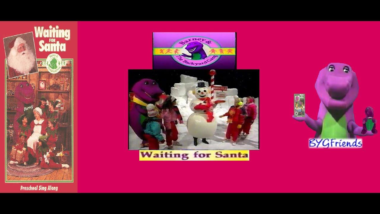 Barney & The Backyard Gang Episode 4: Waiting for Santa ...