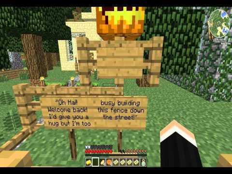 The Eronev Mansion Adventure Mapa e Introdução ao canal - Minecraft