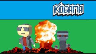 Kogama#5,,Война цветов''
