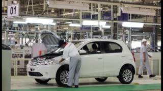 TOYOTA Indonesia World's Largest Fifth Factory # TMMIN
