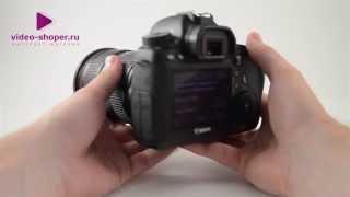 Canon eos 700d(Узнай подробности на сайте http://video-shoper.ru/ ВКОНТАКТЕ http://vk.com/public_videoshoper FACEBOOK https://www.facebook.com/Videoshoper.news ..., 2013-06-20T08:29:15.000Z)