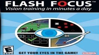 Flash Focus Demo