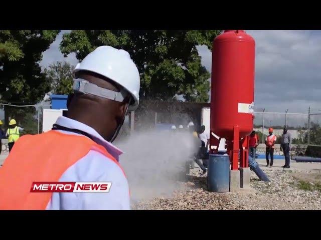 La DINEPA promet une amélioration dans la distribution de l'eau potable