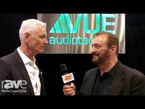 InfoComm 2016: VUE Audiotechnik Introduces New VP Of Worldwide Distribution
