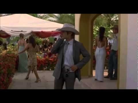 La Sonora Dinamita original en la pelicula Rudo y Cursi