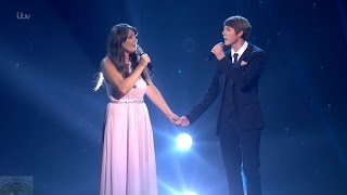 Britain's Got Talent 2016 Mel & Jamie Semi-Final Round 1 Full Performance S10E08