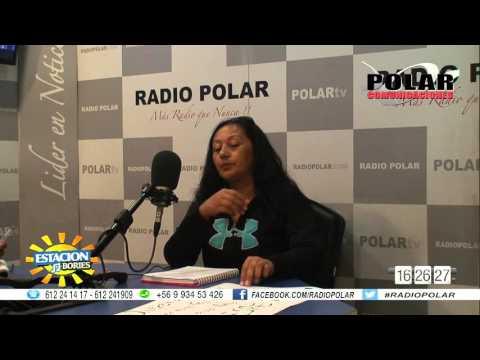 ESTACION BORIES 11 02  2016  UN ONCOLOGO PARA PUNTA ARENAS