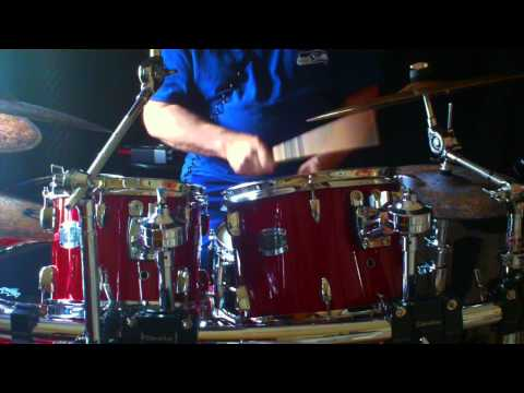 Bad Feeling Drum Cover