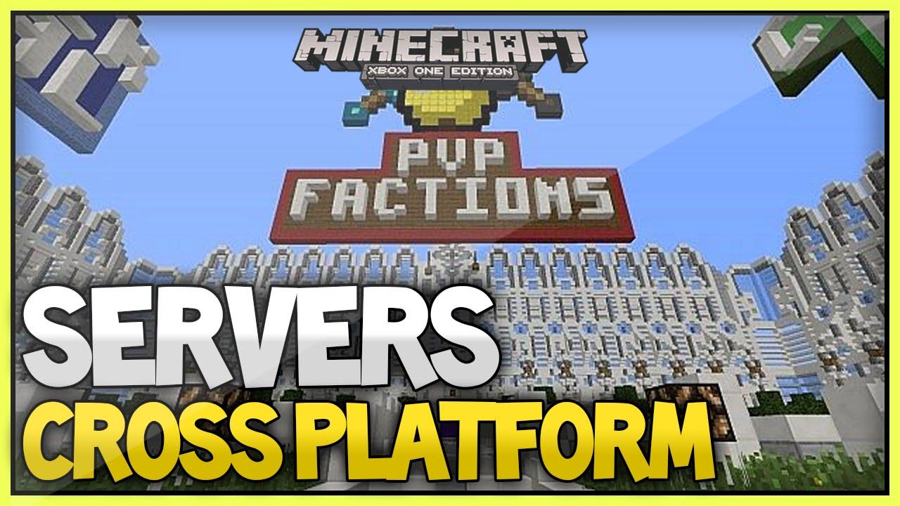 Minecraft Console Cross Platform Confirmed   Servers