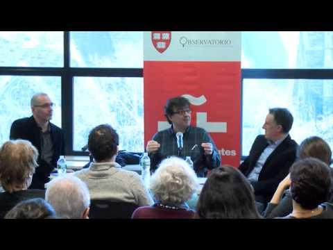Instituto Cervantes at Harvard University - Javier Cercas