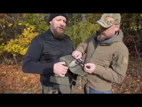 Frag.TV: Pierwsza linia od Ginger's Tactical Gear - GMB, SpeedM4 i inne.