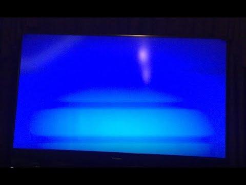 Mitsubishi Blue Screen TV Repair