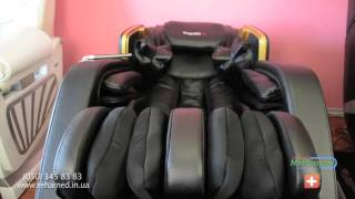 Массажное кресло Rongtai YogaBIT S(L-образный массажный механизм; Массаж седалищного нерва роликами; Массаж бедер; Функция Покачивания; Прогре..., 2016-02-22T09:18:59.000Z)