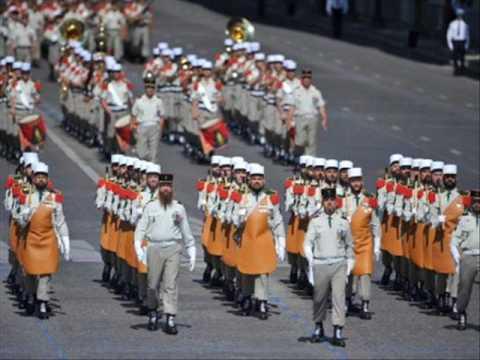 Marche De La Légion - Le Boudin - Principale De La Légion Étrangère 85 Beats