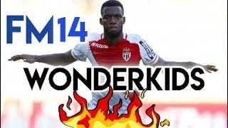 Wonderkid Midfielders Football Manager 2014 Predicted
