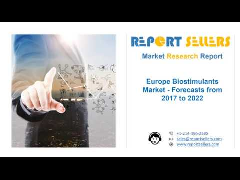 Europe Biostimulants Market Research Report