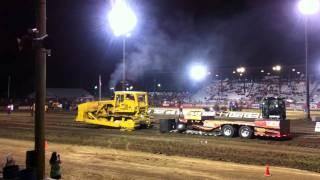 HD-41 Pulling @ Churning Dirt Nationals 2011