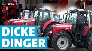 Traktoren-Versteigerung