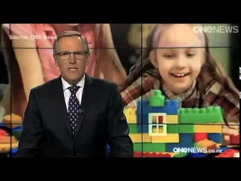 Imagination Station in Christchurch on One News