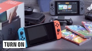 Die erste Woche // Nintendo Switch - TURN ON Tech