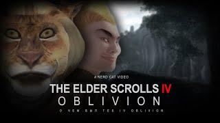 О чем TES 4 Oblivion #2