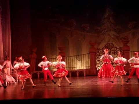 nutcracker ballet russian dance youtube
