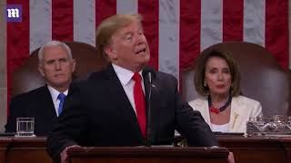Trump announces North Korean summit at the State of the Union
