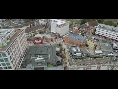 Morgan Sindall - Lambeth Your New Town Hall