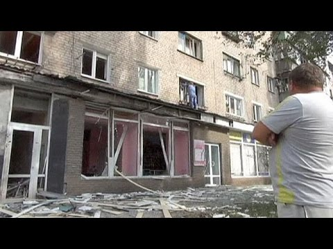 Ukraine fighting kills dozens of civilians, say Donetsk authorities