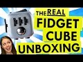 How to ADHD Official Fidget Cube Unboxing!!!