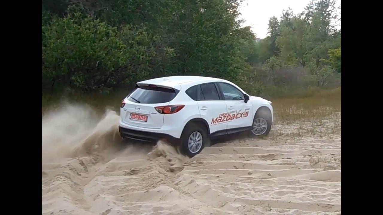 Тест драйв Mazda CX 5 Diesel 2016 Мазда СХ5 2016 Дизель