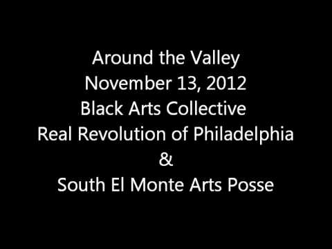 Around the Valley 20121113 SEMEP Black Arts Real Revolution