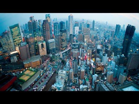 27. Osaka --Top City Skylines--